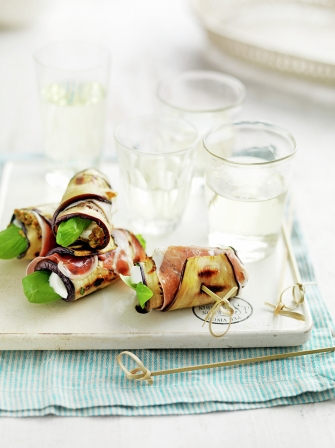 Involtini for Canape recipes jamie oliver