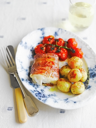 Baked pollock fish recipes jamie oliver for Baked pollock fish recipes