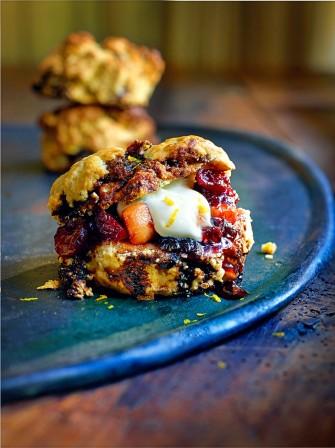 christmas pudding scones jamie oliver