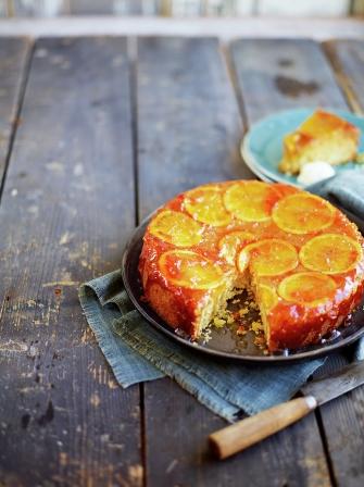 Orange Marmalade Cake Jamie Oliver
