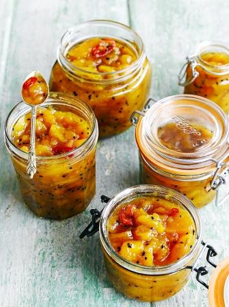 Mango Chutney Fruit Recipes Charlie Clapp For Jamie Magazine