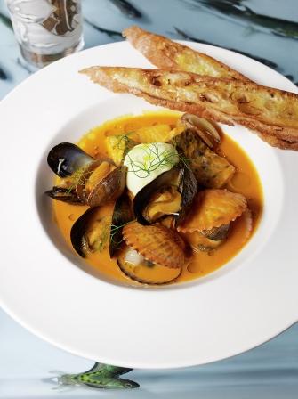 Fish Stew Fish Recipes Jamie Magazine