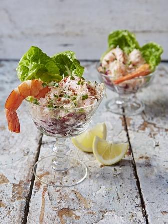 Seafood Cocktail | Seafood Recipes | Jamie Oliver Recipes