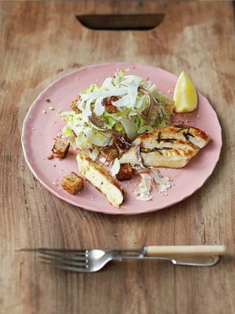Healthy chicken caesar chicken recipes jamie oliver recipes healthy chicken caesar forumfinder Image collections