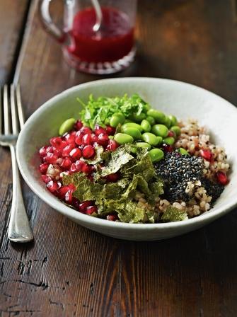 Brown Rice Bowl Rice Recipes Jamie Oliver