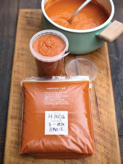 Receita de molho de tomate - Jamie Oliver