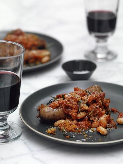 how to prepare cumberland sausage