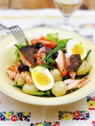 Salmon Nicoise   Fish Recipes