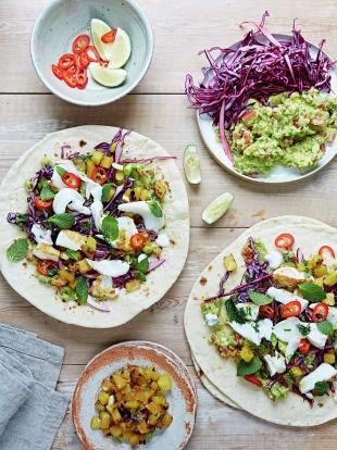 Mexican Fish Tacos | Fish Recipes