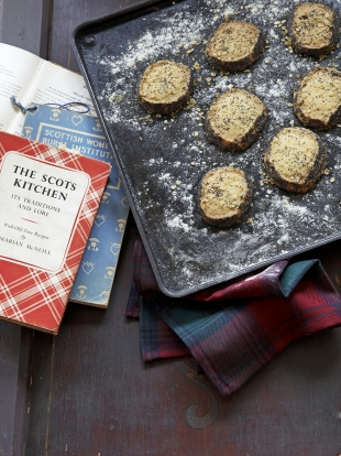 Shortbread with poppy seeds oats | Jamie Oliver