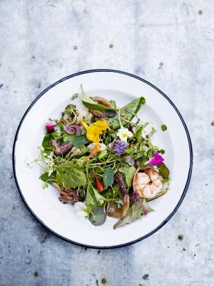 Asian seafood salad   Seafood recipes