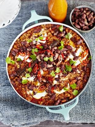 Homemade Chilli Con Carne Recipe Jamie Oliver Recipes
