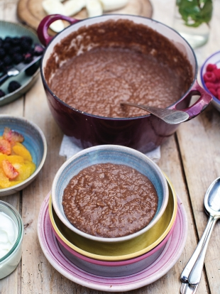 Chocolate Porridge Jamie Oliver Breakfast Recipes
