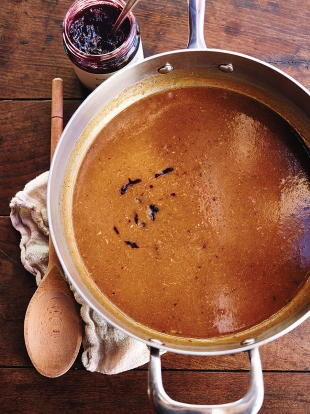 Get-ahead gravy | Chicken recipes