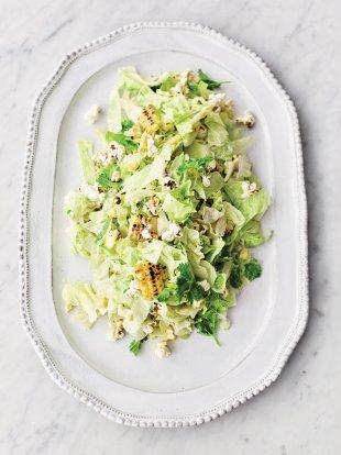 Double corn salad