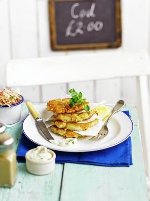 Quick fish cakes | Fish recipes | Jamie magazine