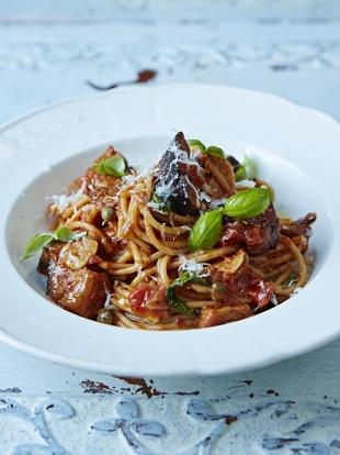Spaghetti alla Norma | Jamie Oliver spaghetti recipes