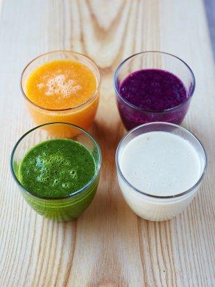 Fruit Smoothies | Smoothie Recipes | Jamie Oliver Recipes