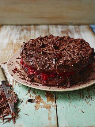 Gluten Free Chocolate Cake Chocolate Recipes Jamie Oliver