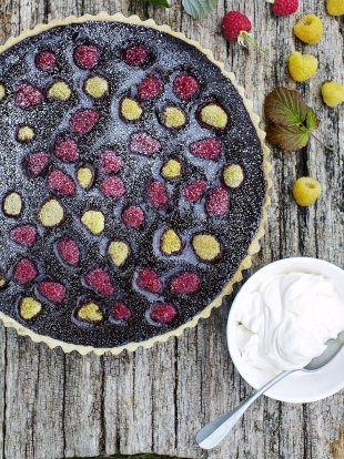 Jamie Oliver Chocolate Truffle Cake