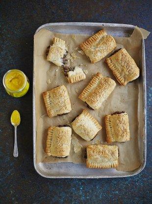 Vegan sausage roll recipe | Jamie Oliver vegan recipes