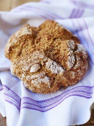 Simple soda bread   Bread recipes