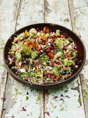 Superfood Salad Jamie Oliver Heathy Salad Recipes