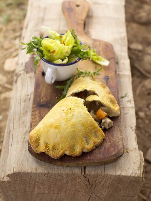 Cornish cowboy pasties