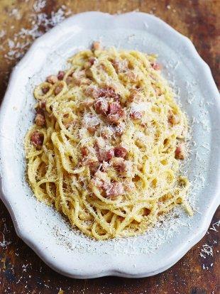 Classic Spaghetti Carbonara | Pasta Recipes