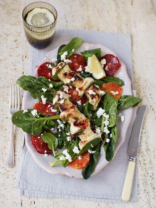 Garlic Bread Chicken Kebabs | Chicken Recipes | Jamie Oliver