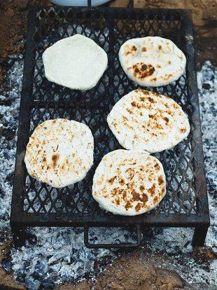 Navajo Flatbreads Bread Recipes Jamie Oliver Recipes