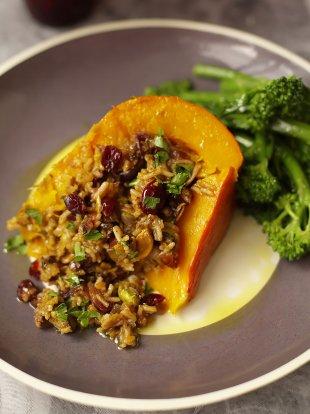 Baked Pumpkin | Vegetables Recipes | Jamie Oliver Recipes