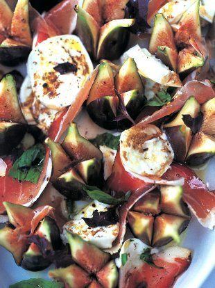 The easiest sexiest salad in the world