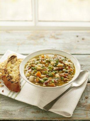 Lentil Soup | Pork Recipes