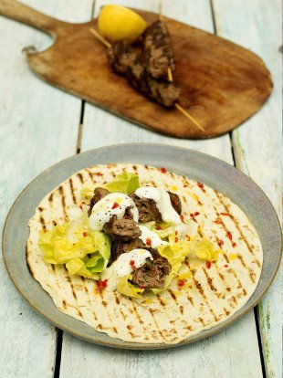 Spicy Kofta Kebabs | Lamb Recipes