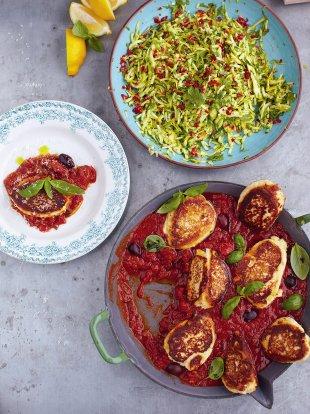 Jamie Oliver's 30 Minute Meals: Spaghetti Alla Puttanesca
