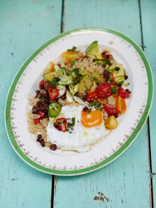 South American Style Brunch | Eggs Recipes