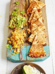 Ultimate quesadillas