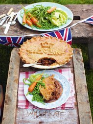 Kate and Will's Wedding Pie
