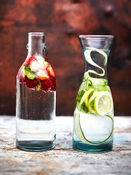 Quick & easy flavoured water