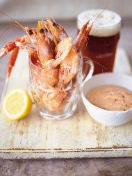 Pint of prawns