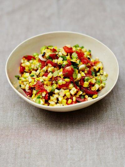 Corn Salsa Jamie Oliver