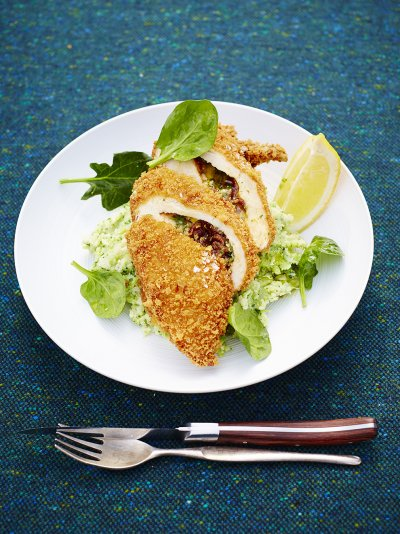 Chicken Kiev Comfort Food Jamie Oliver