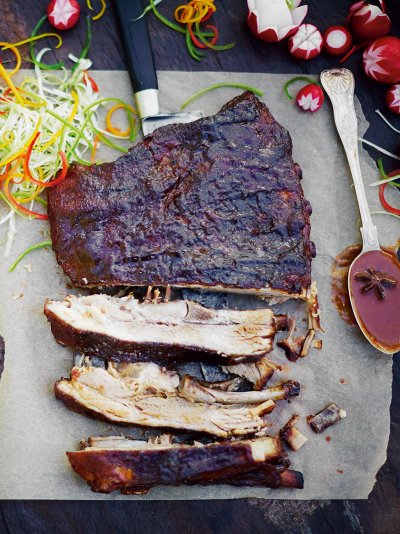 Jamies comfort food recipes jamie oliver sticky chinese ribs forumfinder Images