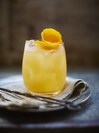 Treacle cocktail