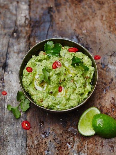 Guacamole vegetarian recipes jamie oliver forumfinder Images