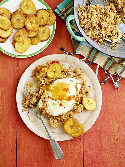 Cheap cheerful recipes jamie oliver tacu tacu forumfinder Choice Image