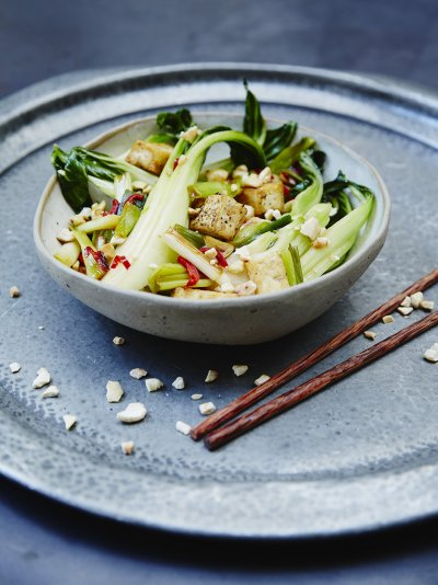 Cashew Tofu Stir Fry Vegetable Recipes Jamie Oliver