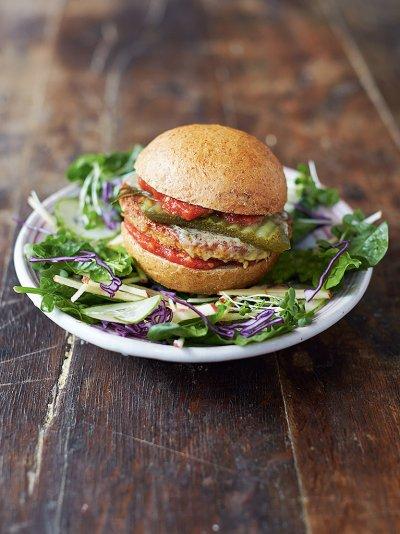 Barbecue recipes jamie oliver family food mega veggie burgers recipe forumfinder Images