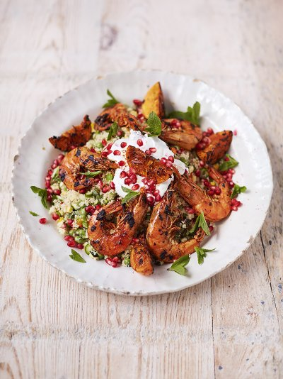 Barbecue recipes jamie oliver family food sizzling moroccan prawns recipe forumfinder Images